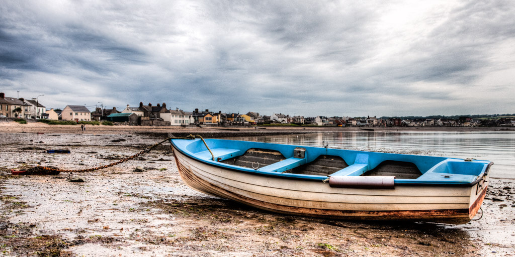 Photograph Skerries Boat by Bill Shaner on 500px