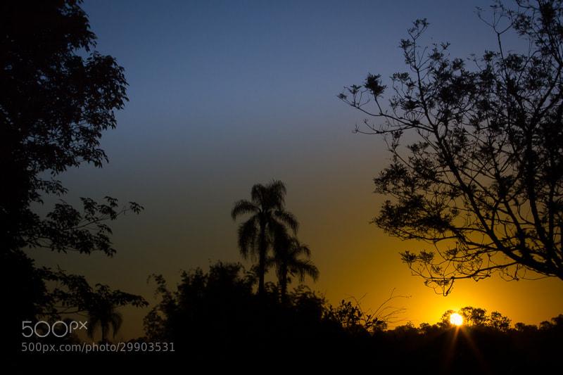 Photograph Sunset by Vanius Roberto Bittencourt on 500px