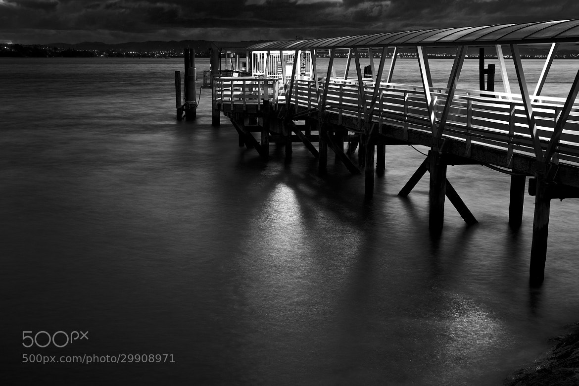 Photograph Wharf by Wolfgang Cavanagh on 500px