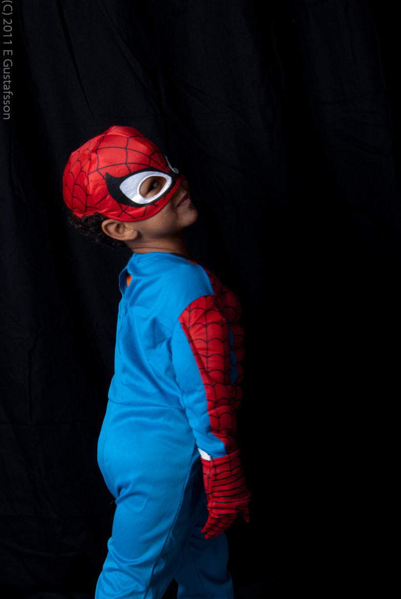 Photograph Trevon the Spiderman by Eje Gustafsson on 500px