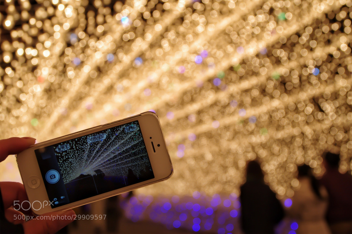 Photograph The tunnel of light by YUYU Photography on 500px
