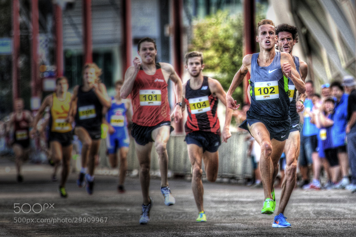 Photograph Golden Mile Race by Edwin Leung on 500px