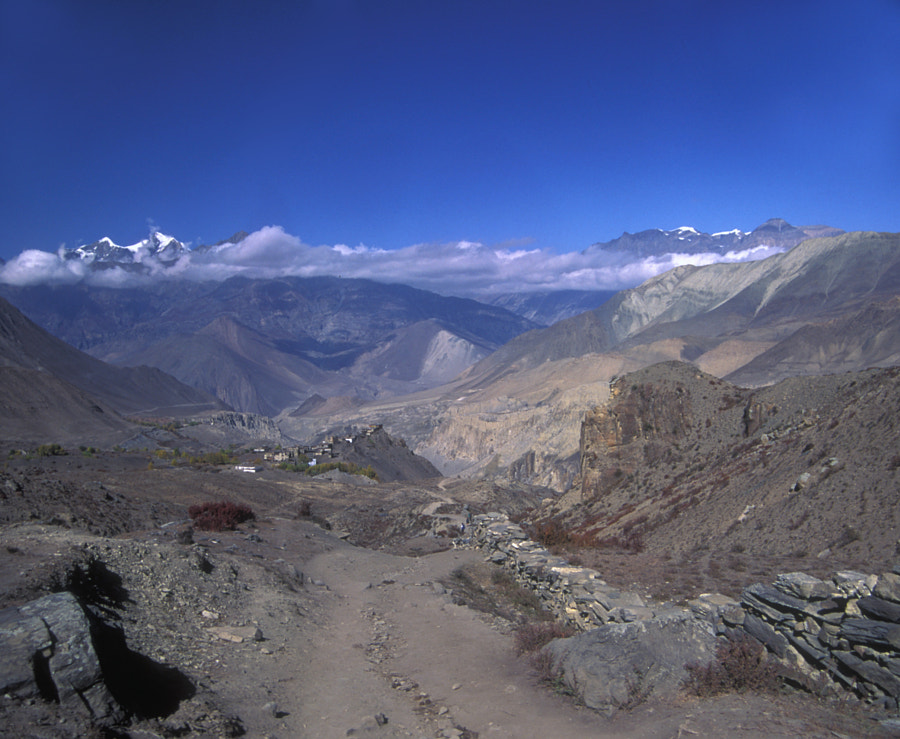 Muktinath Valley by Doug Smith on 500px.com