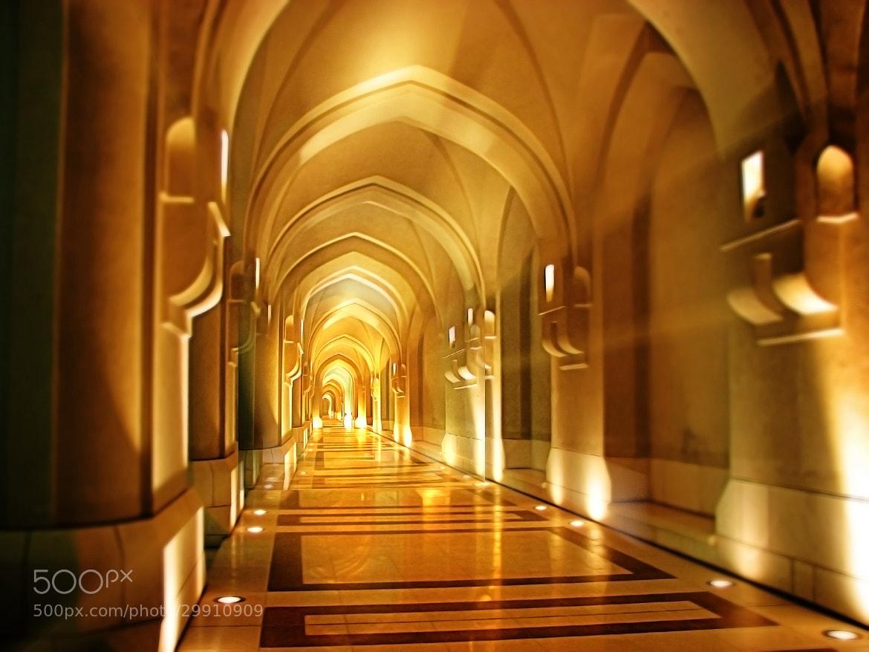 Photograph Infinite Arch Way by Navalarp Teratanatorn on 500px