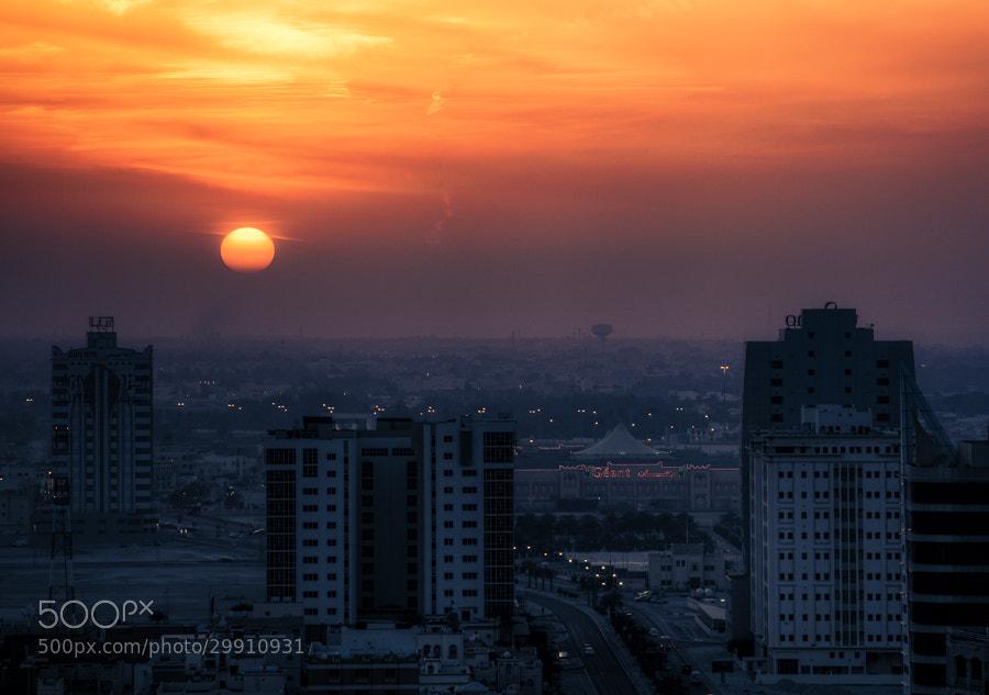 Photograph Arabian Sun by Bruce Noronha on 500px