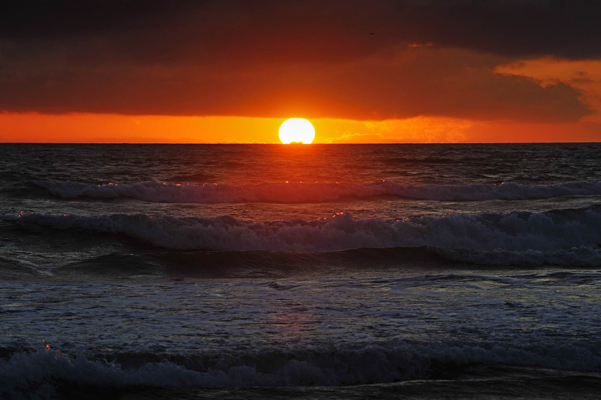Photograph The Sun Sets in Oceanside - April 1, 2013 by Rich Cruse on 500px