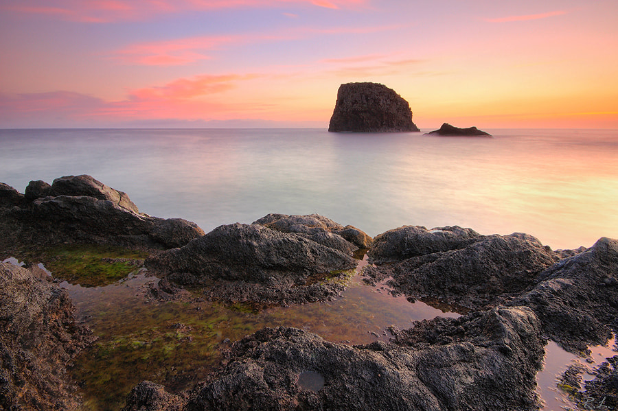 Photograph Sunrise - Porto da Cruz  by Renato Lourenço on 500px