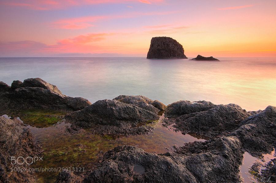 Photograph Sunrise - Porto da Cruz  by Renato Lourenço on 500px