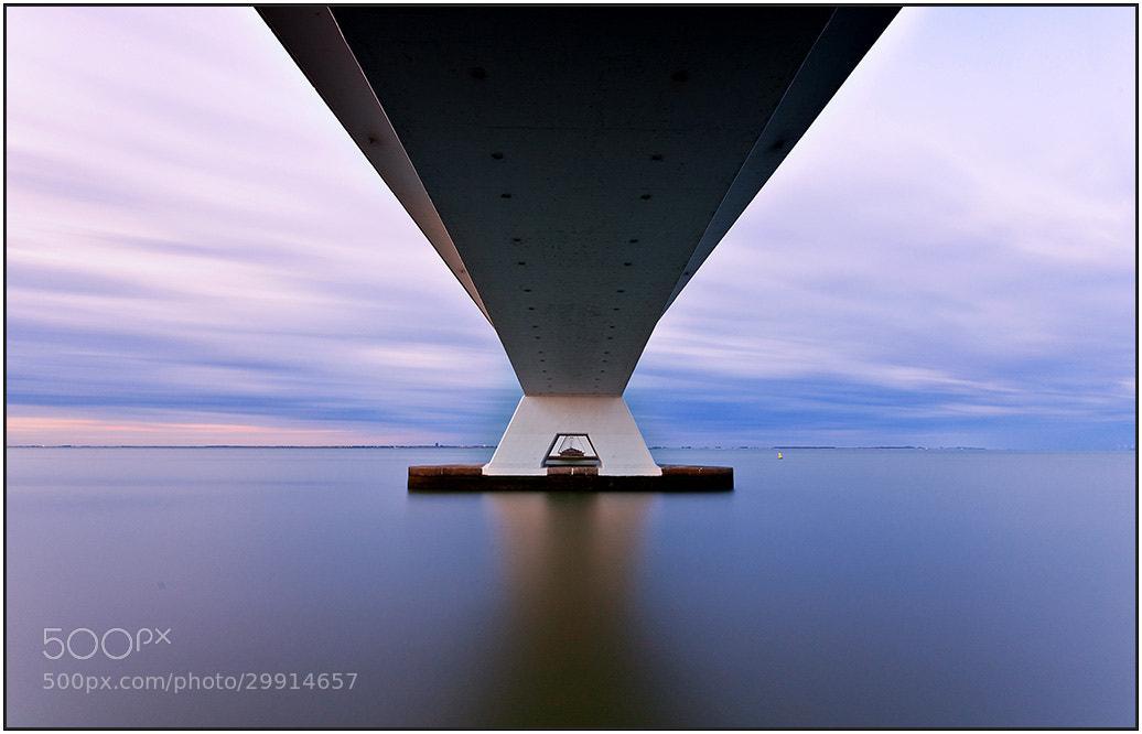 Photograph Sealand Bridge by wim denijs on 500px