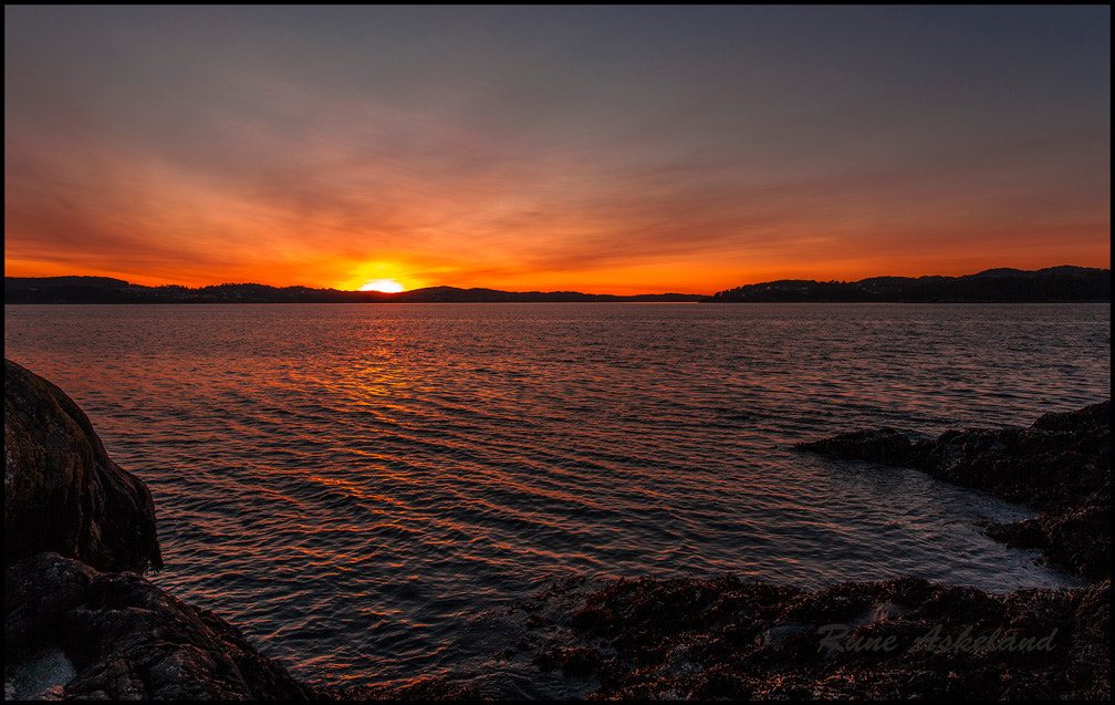 Photograph Sunset by Rune Askeland on 500px