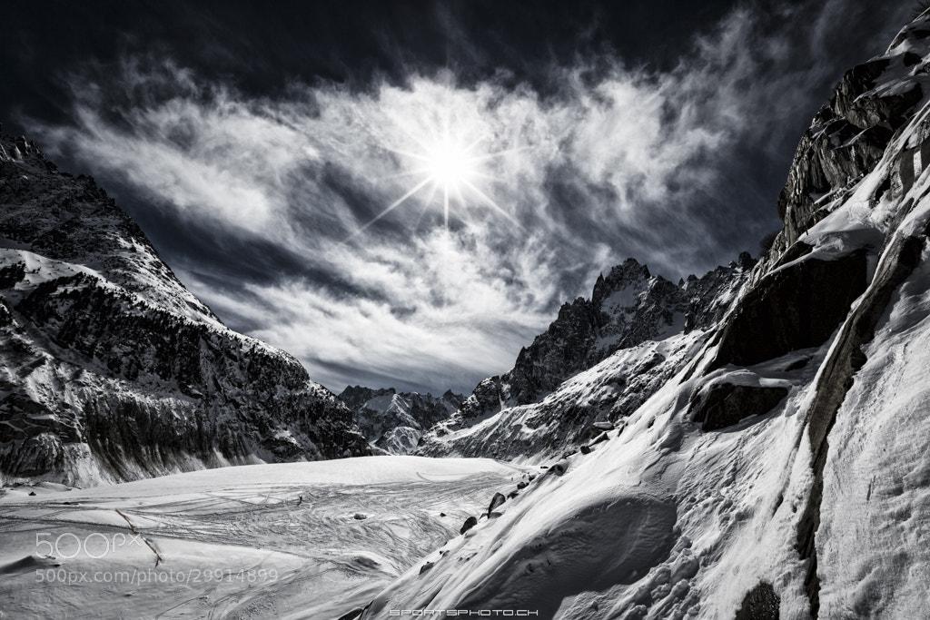 "Photograph ""Mer de Glace"", Chamonix, France by Markus Seidel on 500px"