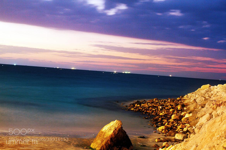 Photograph beach by Artist Ummer Ta  on 500px