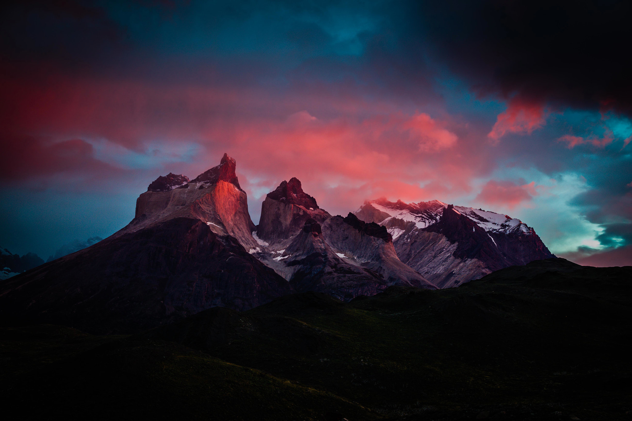 Photograph Predawn - Torres del Paine by Ockert Le Roux on 500px