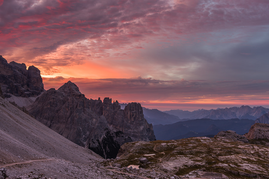 Photograph Colorful Morning by Hans Kruse on 500px