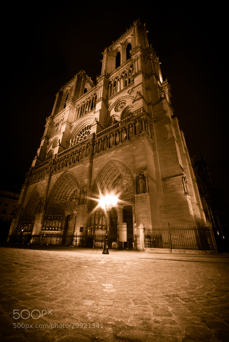 Photograph Notre Dame by Coupido on 500px
