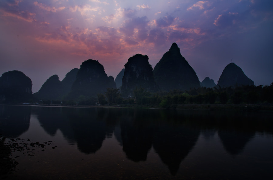 Photograph Yangshuo by Chris Jones on 500px