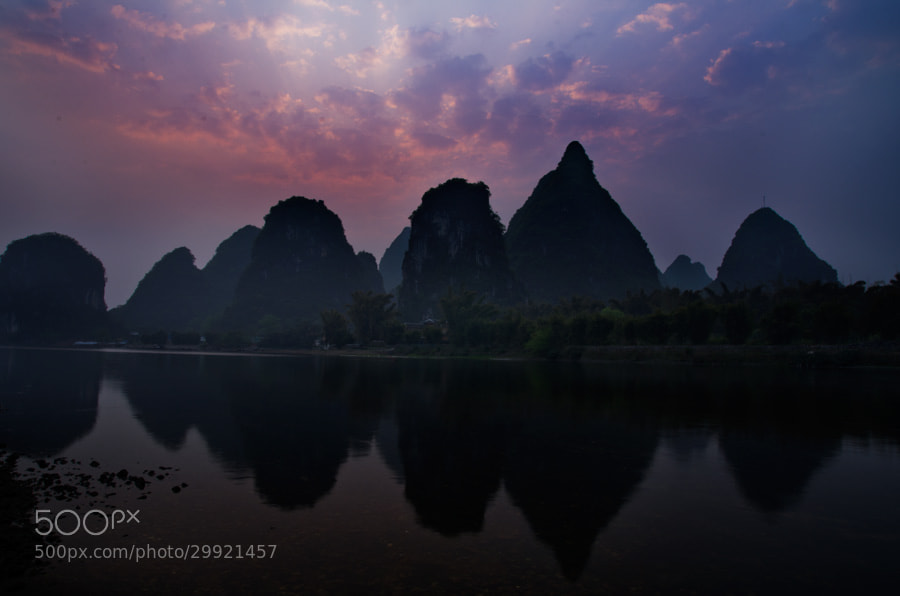 Photograph Yangshuo by Chris Jones on 500px