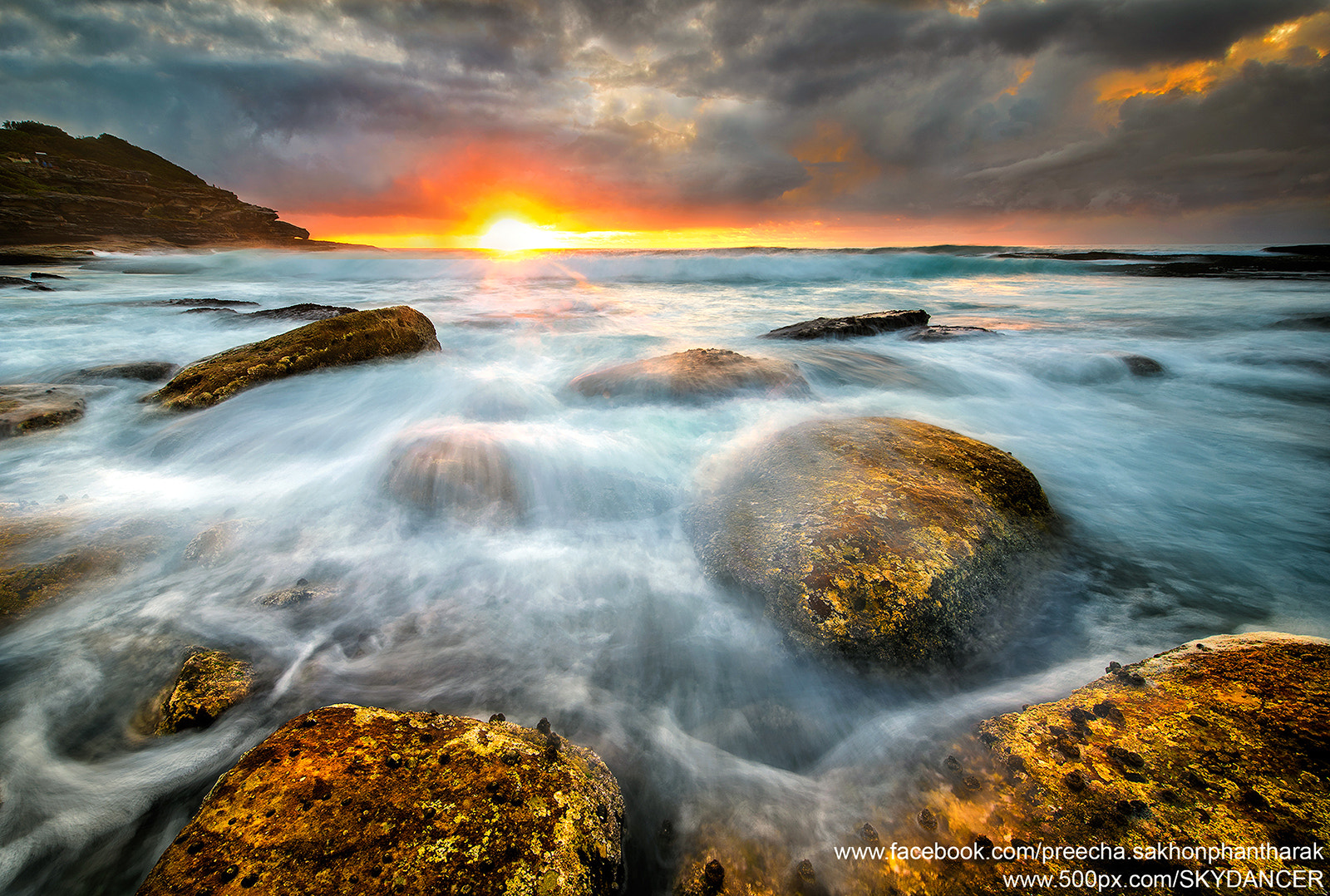 Photograph Stepping Stones by SKYDANCER ! on 500px