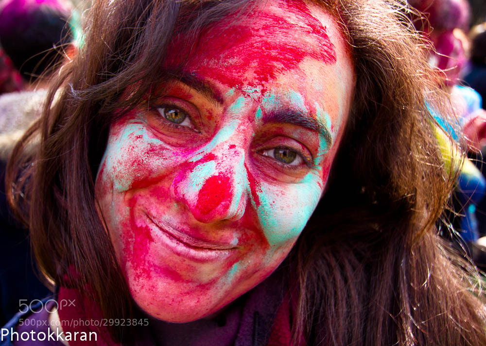 Photograph Painted in colors and loving it by Photokkaran PK on 500px