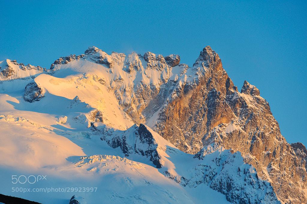 Photograph Grand Pic de la Meije by Adales on 500px
