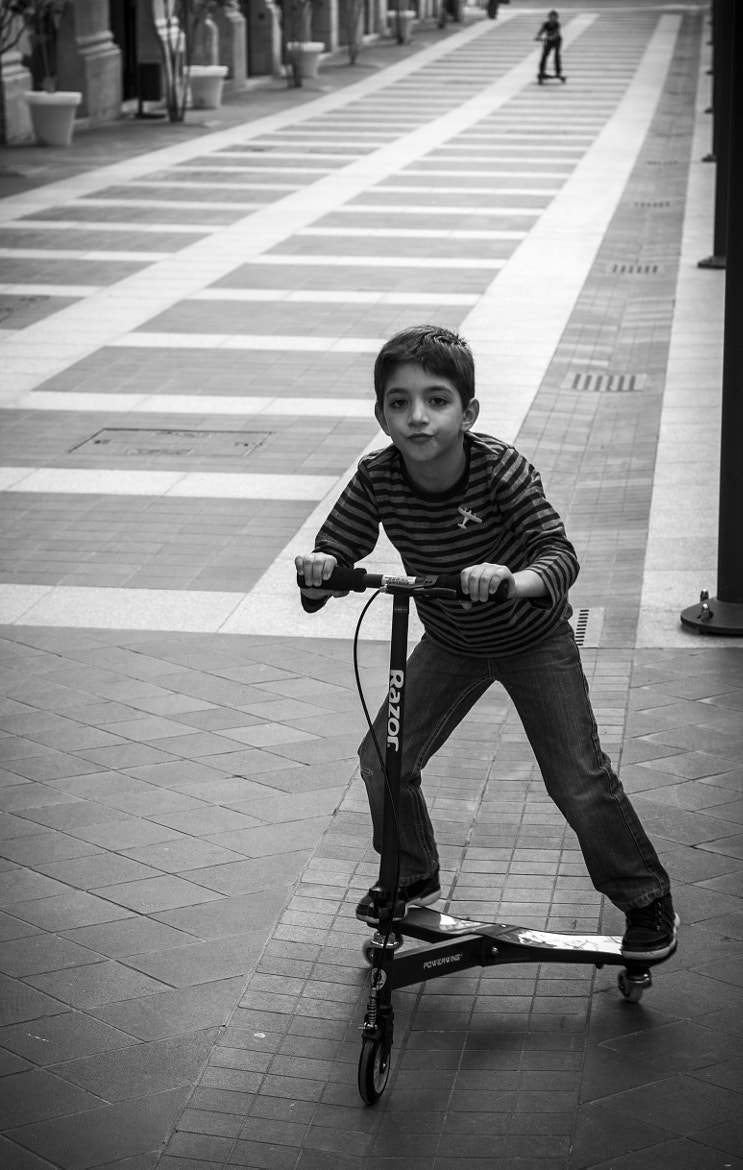 Photograph Being a kid... by Mathieu Moussa on 500px