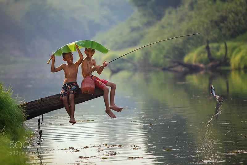 Awesome photography inspiration #10 - Saravut Whanset