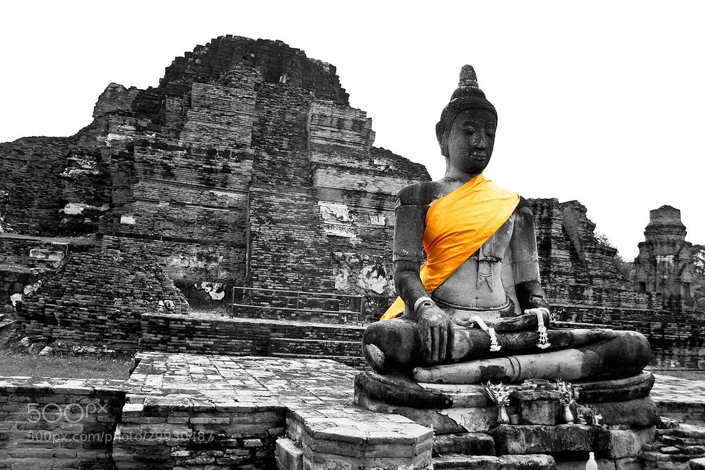 Photograph Ayutthaya Kingdom, Thailand by ทิวทิวา ภูตะวัน on 500px