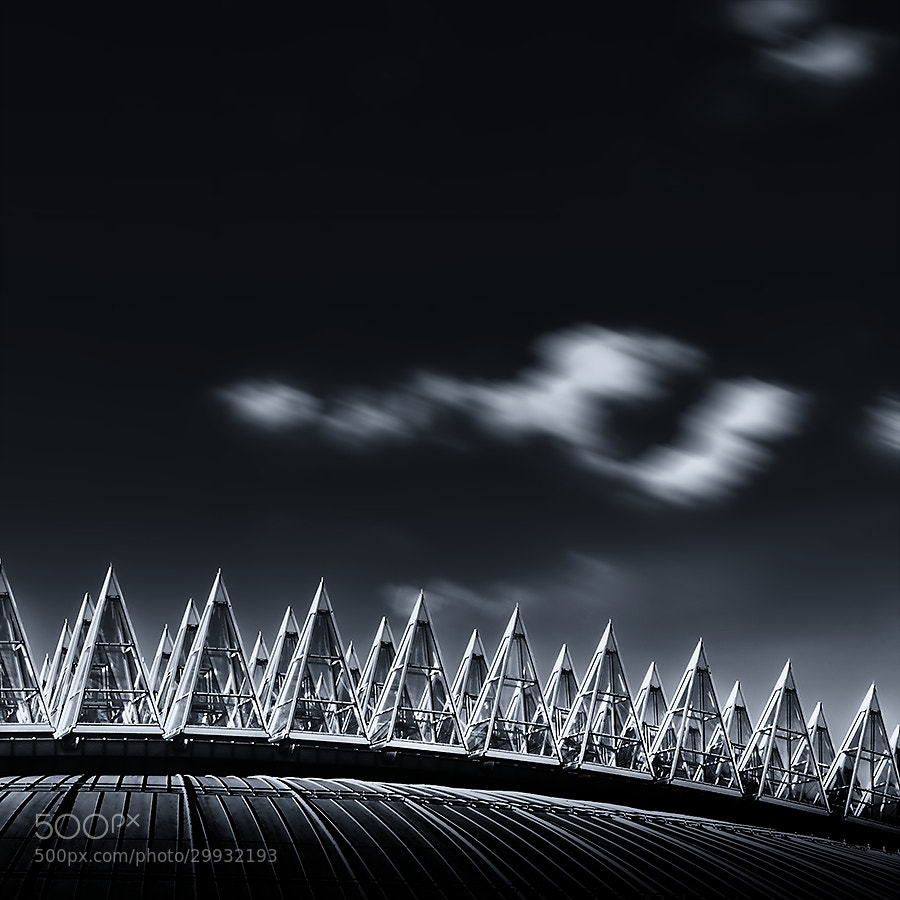Photograph Spikes hall by Ádám Polgár on 500px