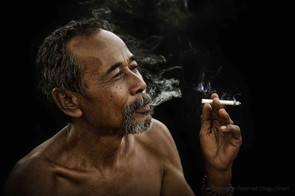 Photograph Smoker by chegu diman on 500px
