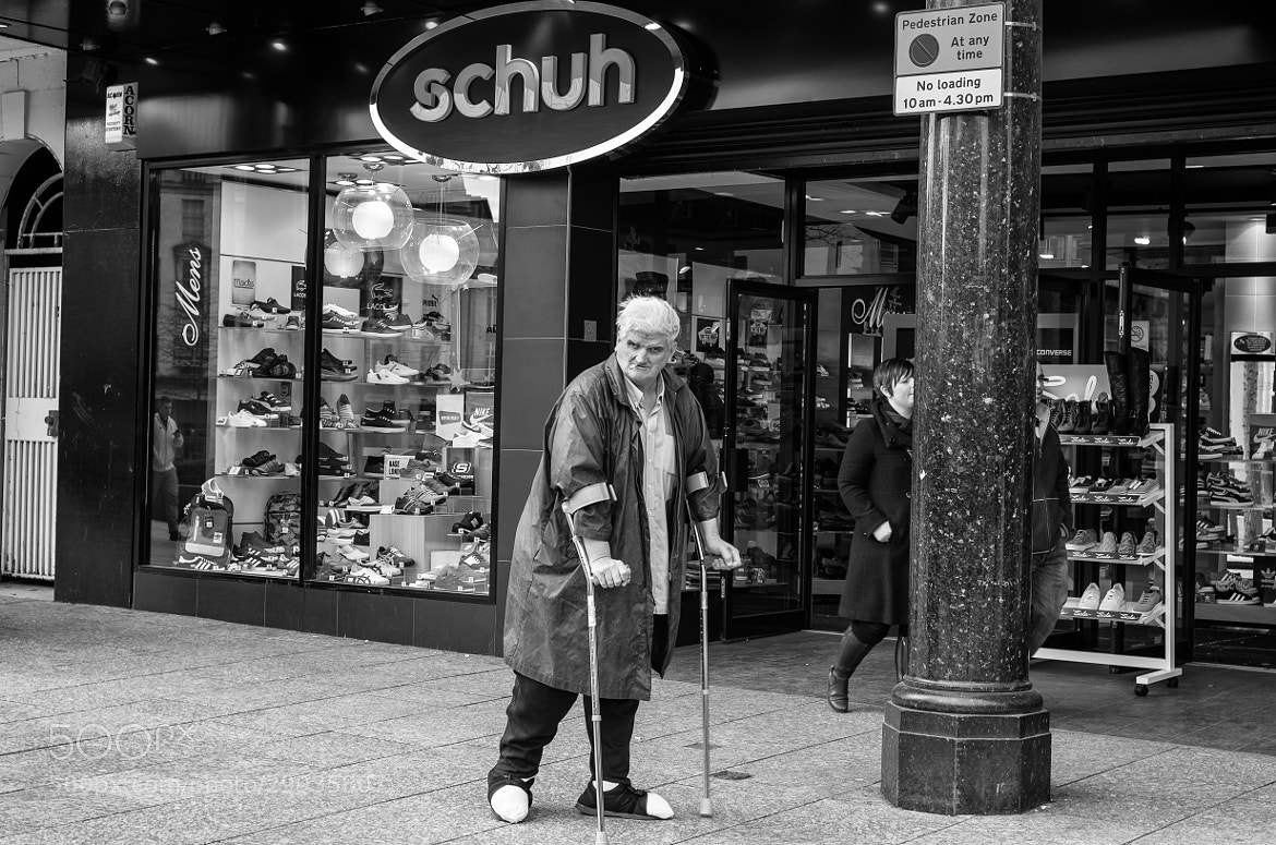 Photograph Schuh... by alfie wright on 500px