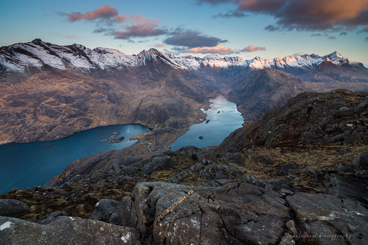 Photograph Sgurr Na Stri Sunrise by James Grant on 500px