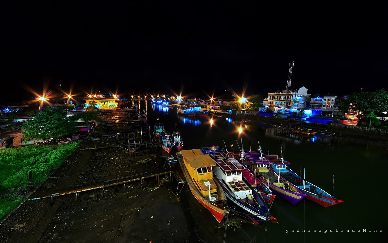 Photograph Night Moment by Yudhisa Putra on 500px