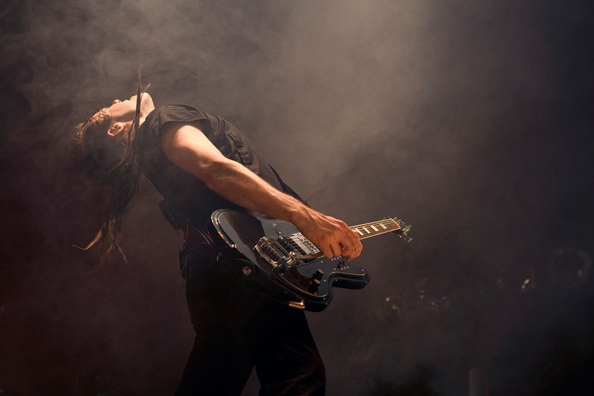 Photograph Nine Inch Nails - MEN Arena by Nadine Ballantyne on 500px