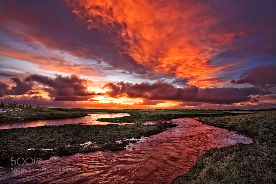 Photograph Red River by Þorsteinn H Ingibergsson on 500px