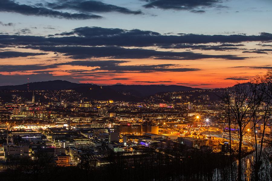 Sunset by Jürgen Brochmann on 500px.com