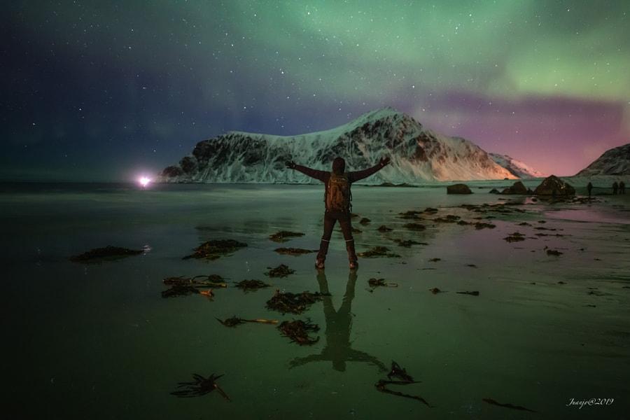 Boreal Selfie by Juanjo Basurto on 500px.com