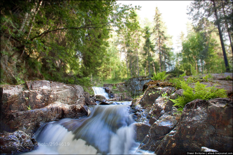 Photograph Nimble River by Oleksii Boldyriev on 500px