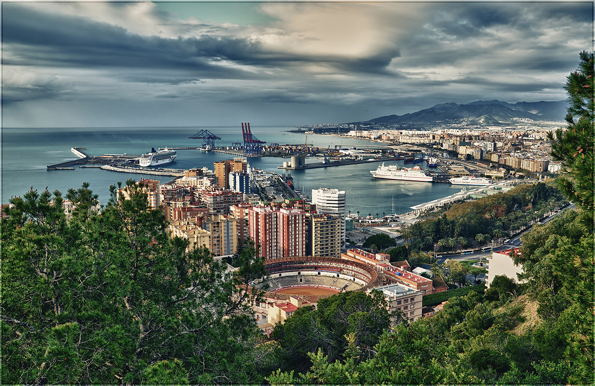 Photograph Malaga by dogukan canakkale on 500px