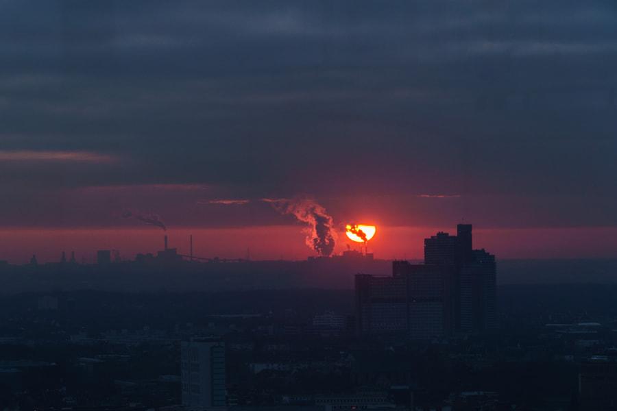Evening sun by nobby.de on 500px.com