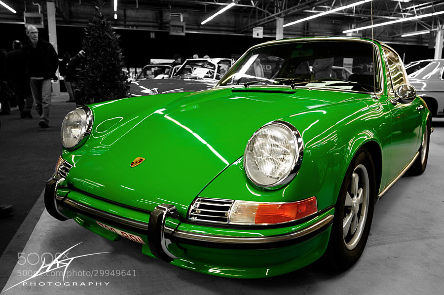 Photograph Porsche 911 Targa by Steven Hast on 500px