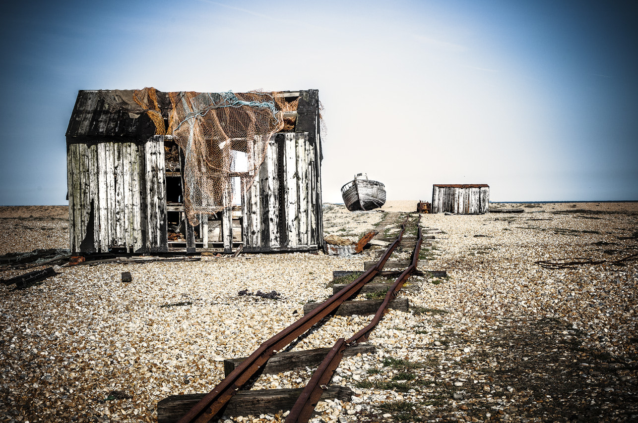 Photograph Dungeoness dereliction by Philip Hartland on 500px