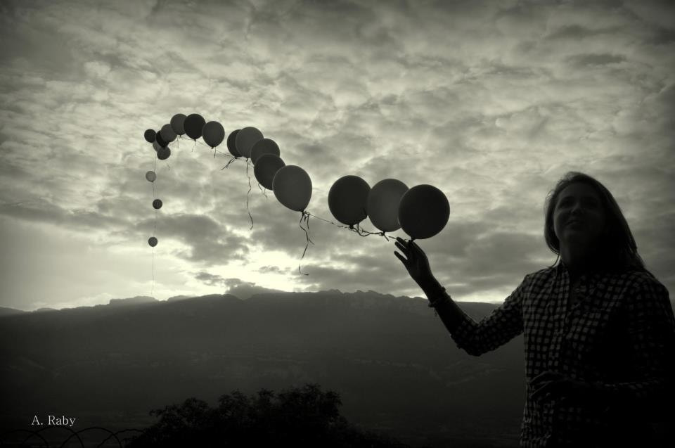 Photograph I'm 20, 20 ballons! by Celine Hlms on 500px