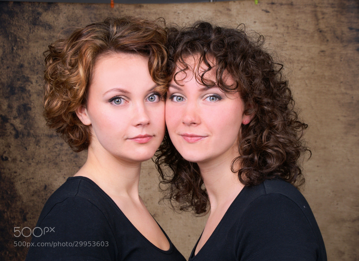 Photograph Twinsisters by Mayera Heij on 500px