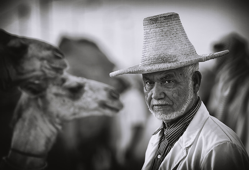 Photograph merchant of camels by Mosa Akkour on 500px