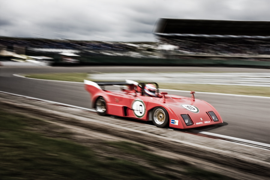 Photograph Abarth Osella PA1 by Jurrie  Vanhalle on 500px