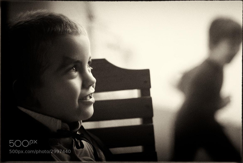 Photograph Vampire kid! by Jordi Cardus on 500px