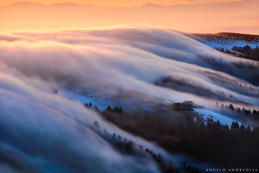Photograph Monte Grappa by Angelo Andreolle on 500px