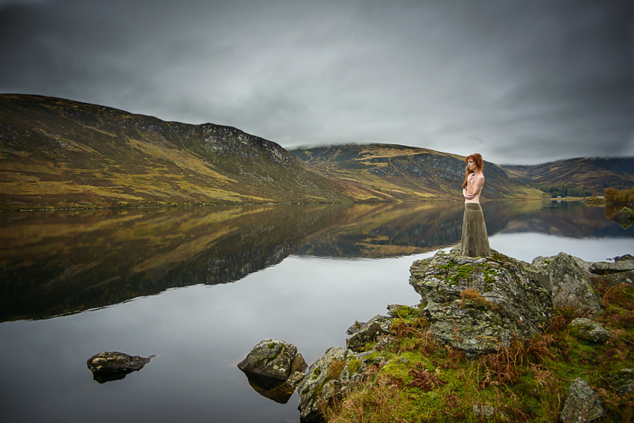 Photograph At Loch Lee by John  McNairn on 500px