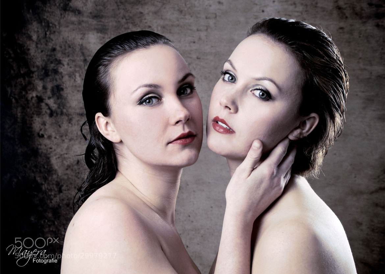 Photograph Twinsisters by Mayera Heij on 500px