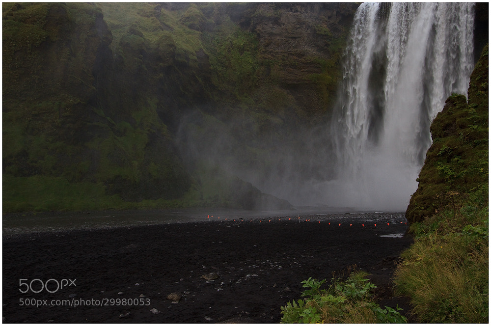 Photograph Skogarfoss by Tobi K on 500px
